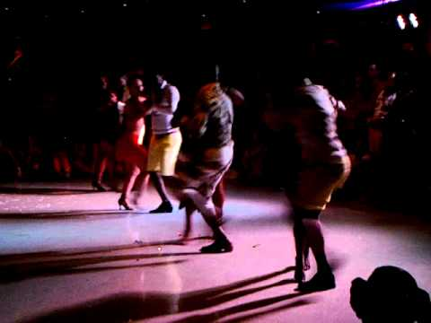 LIKE 2012 - Lisbon International Kizomba Energy 2012 - show