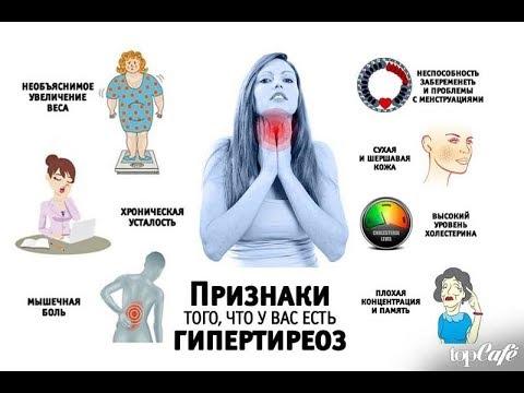 Чем опасен гипотериоз?/Низкий уровень тироксина/Щитовидная железа/Болтология ИМХО