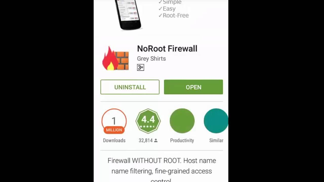 How To Stop Background Data On ANDROID (Unroot+Root)