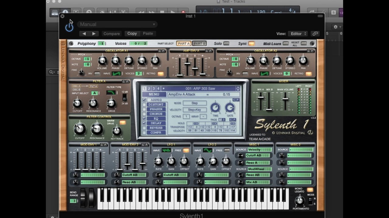 Logic Pro X with 32 to 64 Bits au vst plugins instruments Works Solved