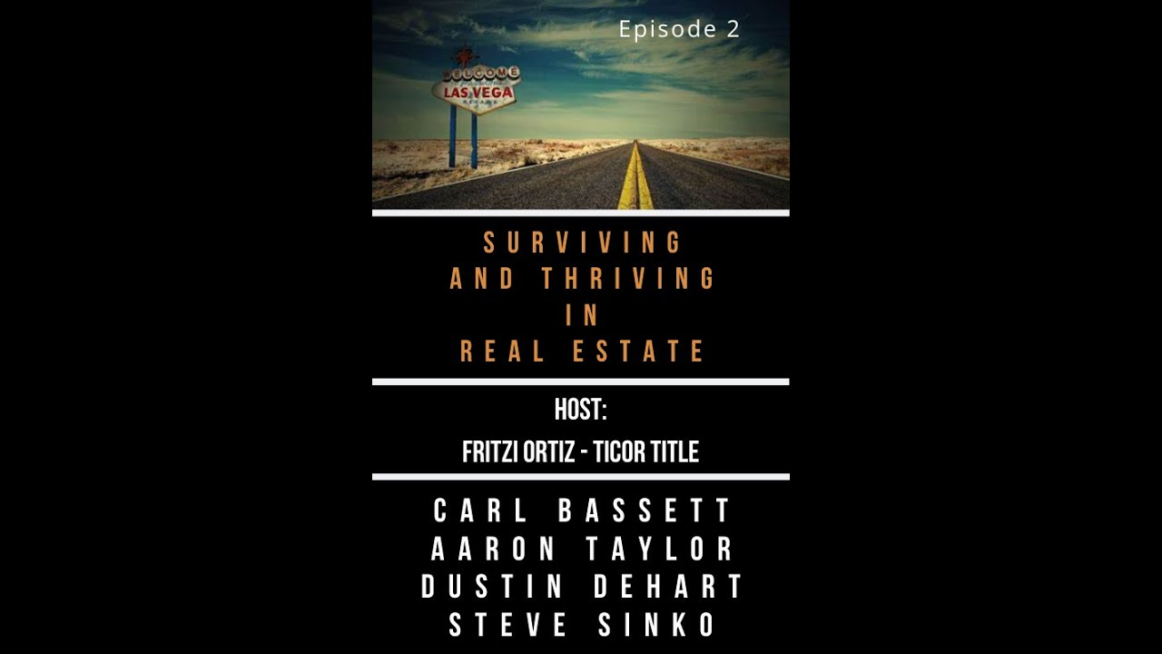 Surviving & THRIVING in Today's Real Estate Market Ep 2