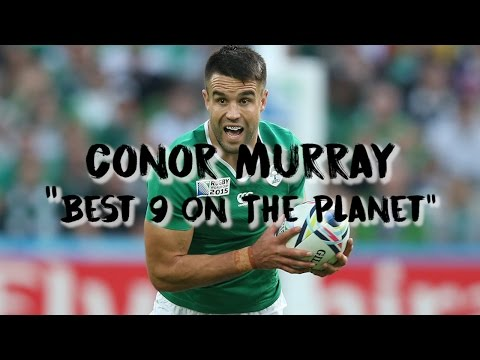 "Conor Murray ""Best 9 On The Planet"""