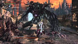 Bloodborne  Cleric Beast ng+2