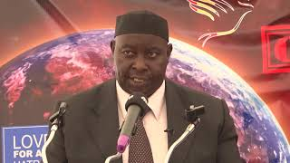 Ahmadi Muslims in Peace Symposium Uganda