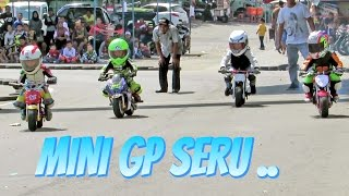 Download Video Anak Kecil Balap Motor Umur 3-10 Tahun Berani Ngebut - Pocket Bike Racing Kids (MINI GP Indonesia) MP3 3GP MP4