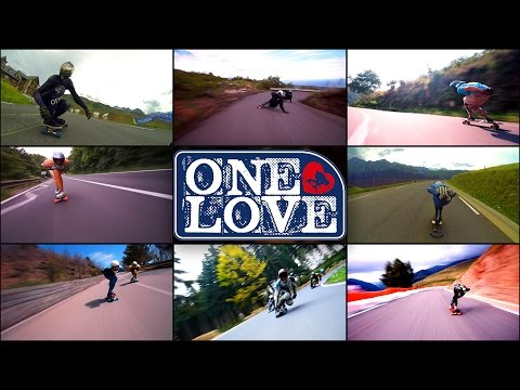 OneLove Longboard Movie / Official / ENG CC