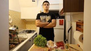 Luicetta della Caesar salad