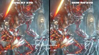 Radeon R9 370 vs R7 370 Benchmark Test/Comparison