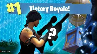 THE BEST WEAPON IN THE GAME! *SECRET SHOTGUN-SNIPER!* | Fortnite Battle Royale