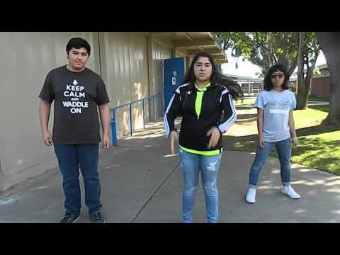 EHS C/O 18 Dance Choreography: Spice Girls [Part 1]