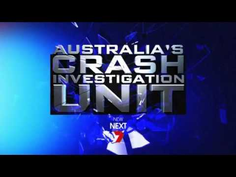 Australian Crash Investigation Unit Promo