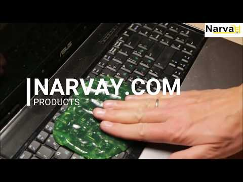 Super Magic Computer Keyboard Dust Best Gel Cleaner