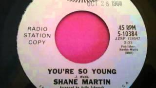 Shane Martin --  You
