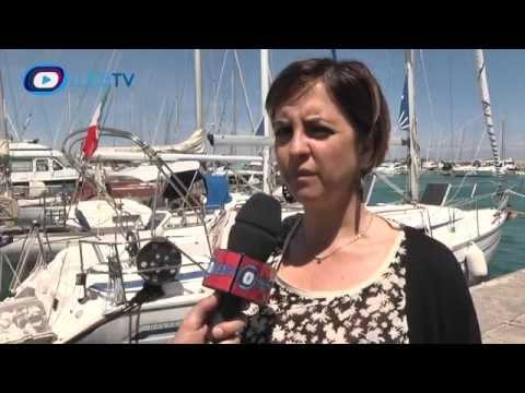 Pescarawebtv -porto Turistico- Sail For Children -
