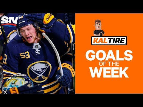 NHL Goals of The Week: Week 14 Edition