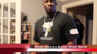 Winter Stars For The Kinect