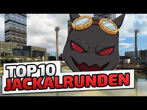 Meine Top 10 Jackalrunden 2017 / 2018 - ♠ Top 10 TTT Jackalrunden ♠ - Deutsch German - Dhalucard