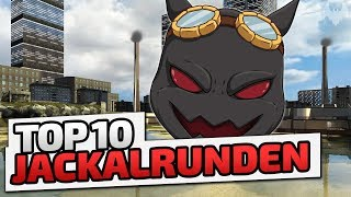 Meine Top 10 Jackalrunden 2017 / 2018 - ♠ Top 10 TTT Jackalrunden ♠ - Deutsch German - Dhalucard