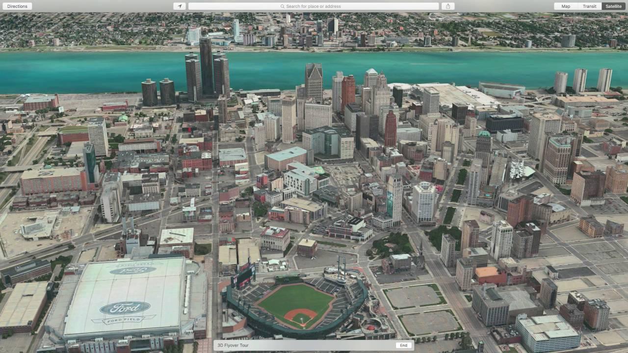 U Tour Detroit