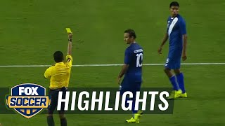 Guatemala vs. Mexico - 2015 CONCACAF Gold Cup Highlights