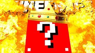 Minecraft: LUCKY BLOCK KING! - w/Preston, JeromeASF, Vikkstar, Woofless & Lachlan!