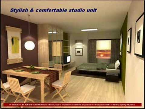 eton baypark manila fully furnished res condo youtube. Black Bedroom Furniture Sets. Home Design Ideas