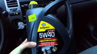 Engine oil Bardahl 5w40. Моторное масло Bardahl 5w40.