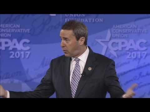 CPAC 2017 - Rep. Mark Walker