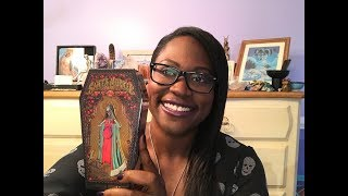 Santa Muerte Tarot Limited Edition Unboxing + First Impressions | Deck Reviews