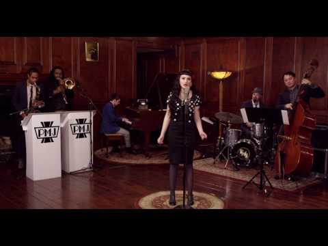 Spiderwebs - Vintage 1940s Jazz No Doubt Cover ft. Belle Jewel