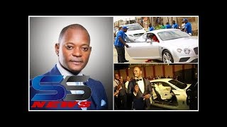 Meet man of god who is reportedly the world's richest pastor, he is said to be worth $1 billion