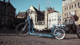 Lopifit - Реклама. Видеообзор. Пешеходный велосипед