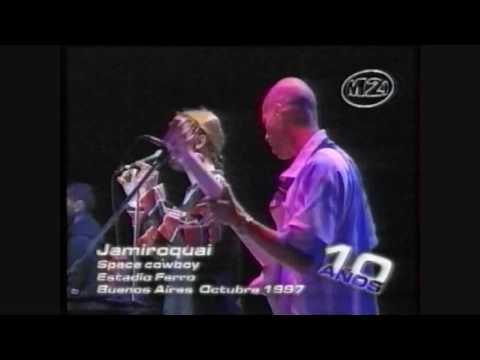 Jamiroquai - Live in Argentina 1997