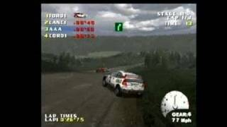 Test Drive V-Rally Dreamcast Gameplay_2000_07_17_2