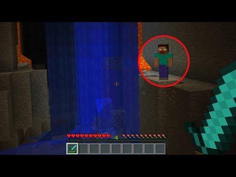 Finding Herobrine in Minecraft
