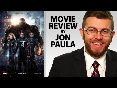 Fantastic Four (2015) / Fant4stic -- Movie Review #JPMN
