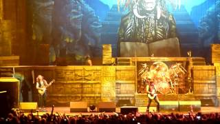 Iron Maiden - Powerslave -- Live At Sportpaleis Antwerpen 22-04-2017