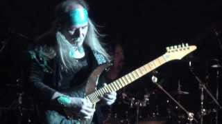 Uli Jon Roth GeRMAN Guitar FURY Le National Montreal Canada 2013