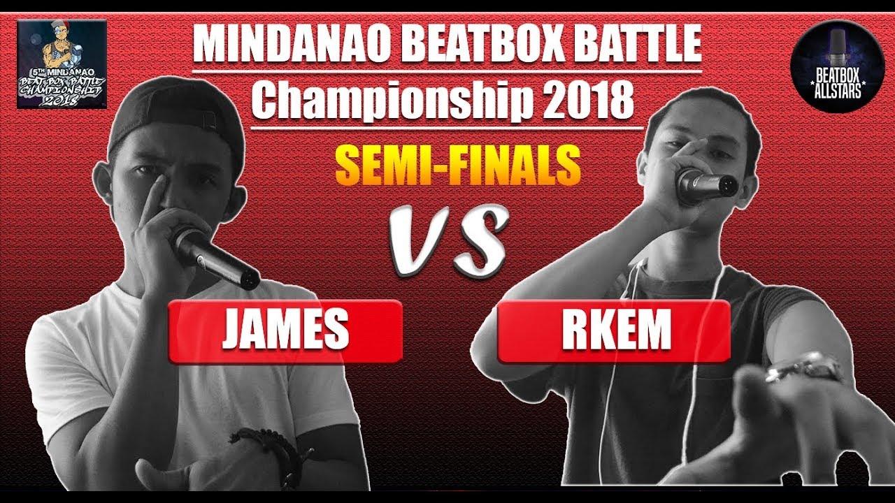 JAMES vs RKEM   MBBC 2018   SEMI-FINAL