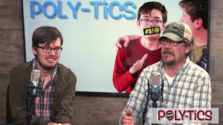 Poly-Tics  Real News From Two Real Guys