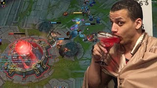 WINNING A GAME IN 15MIN WITH DRAVEN