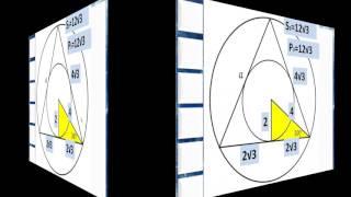 правильные многоугольники №9