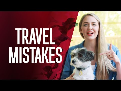 TRAVEL MISTAKES and how to FIX THEM | Little Grey Box