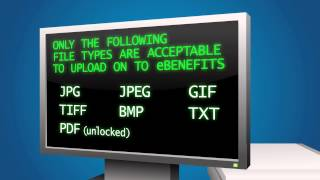 Step-by-Step Filing of an Electronic FDC on eBenefits