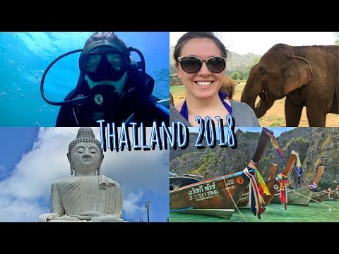 My solo trip to Thailand - April 2018