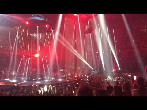 Muse - Time is Running Out - Live @Milan 17/05/2016