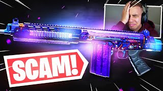Warzone SCAMMED Me...