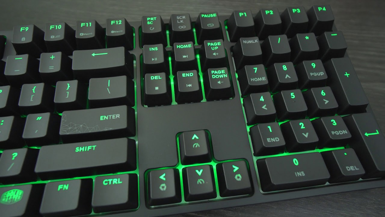 Jual Keyboard Gaming Cooler Master Masterkeys Pro L Geforce Gtx Edition Kota Batam Elitus Gaming Tokopedia