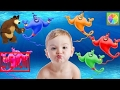 Learn Colors With Baby Crying And Genie Disney ALADDIN For Children Finger Family Nursery Rh MOJ mp3
