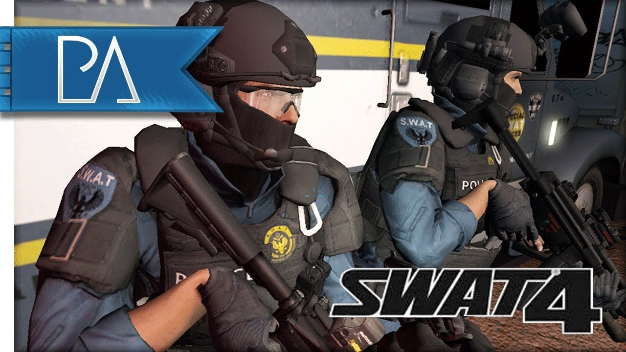 OFFICER IN NEED OF RESCUE - Swat 4: Elite Force - Tactical Gameplay ...